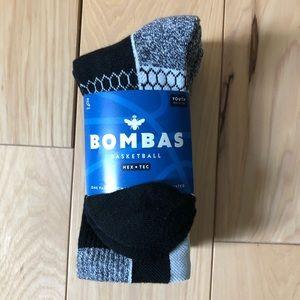 Bombas Youth Basketball Calf Sock 3-Pack